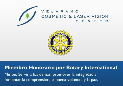 Miembro Honorario de Rotary International